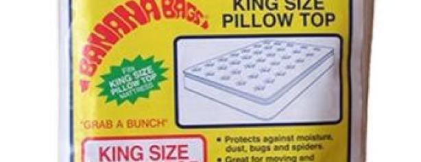 Mattress Bag King Pillow