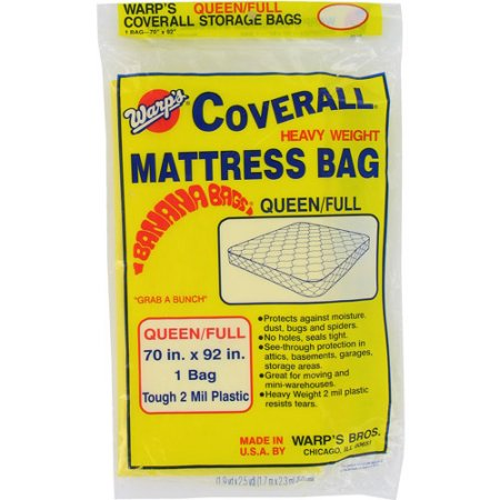 Perfect For Keeping Your Full Mattress Clean During Move